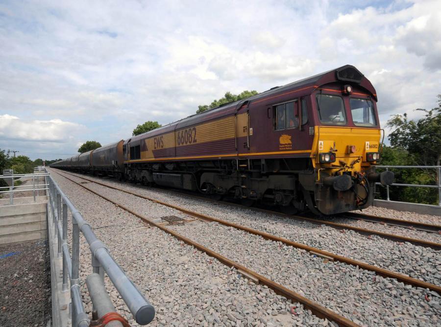 Firma Network Rail zamontuje w pociągach 250 łóżek z przetworzonych śmieci