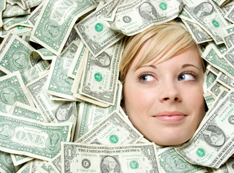Pieniądze jednak mogą kupić szczęście?