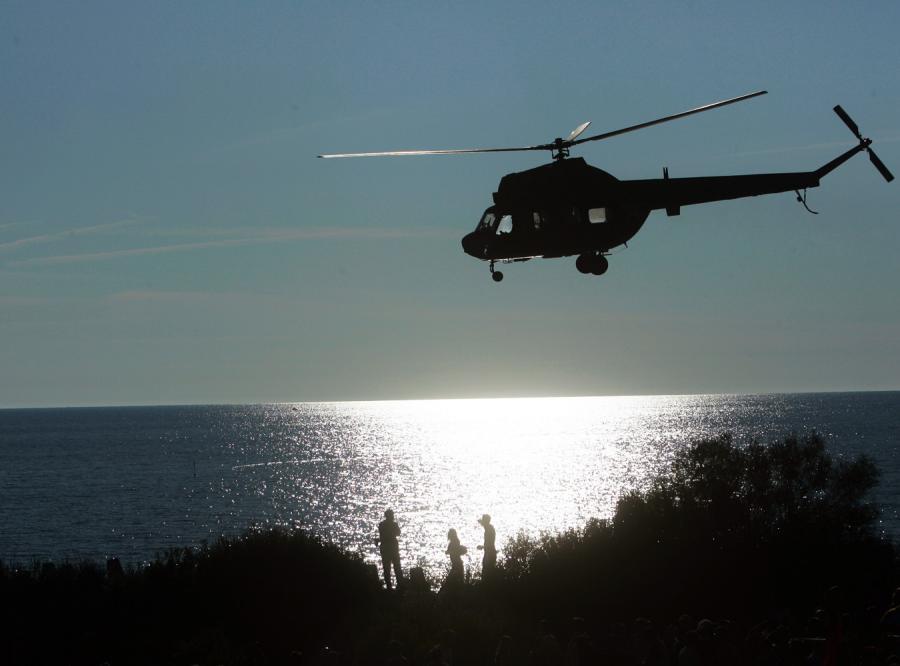 Śmigłowiec Mi-2 zbudowano pół wieku temu