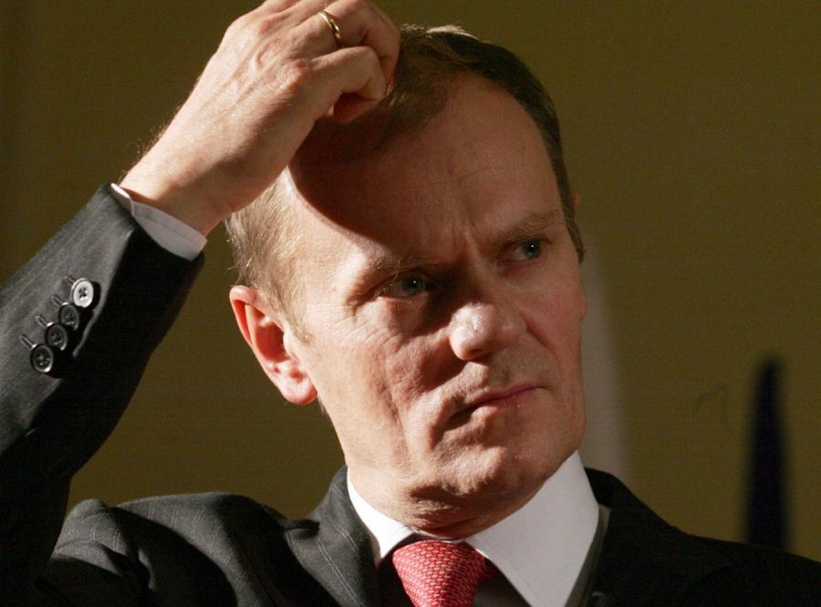 Tusk musi zapłacić 10 tys. złotych grzywny