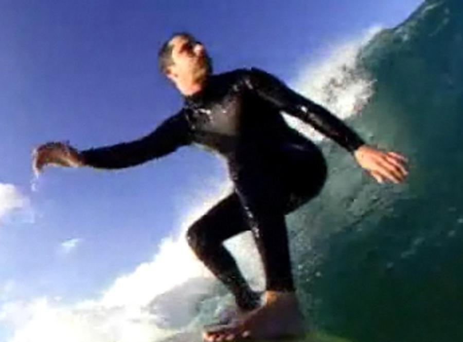 Zobacz to co kamerka na desce surfingowej