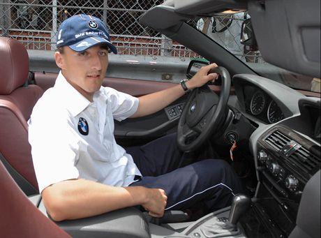 Kubica 12. kierowcą świata