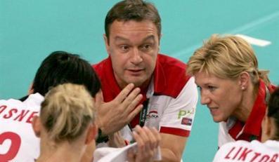 Marco Bonitta powołał kadrę na turniej w Halle