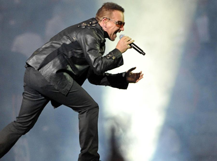 Koncertowe DVD U2 już 4 czerwca - zwiastun