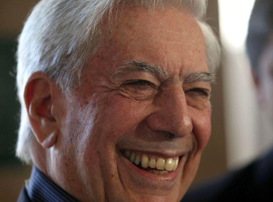 Llosa: Ja już kiedyś dostałem Nobla...