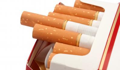 Wielki przemyt papierosów