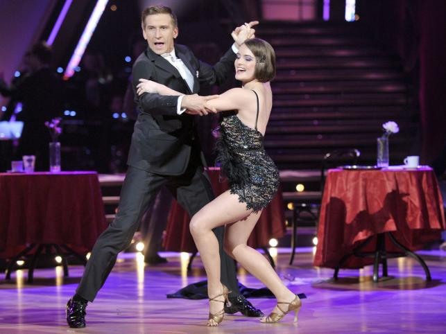Aktorka Maria Niklińska i tancerz Tomasz Barański odpadli z programu