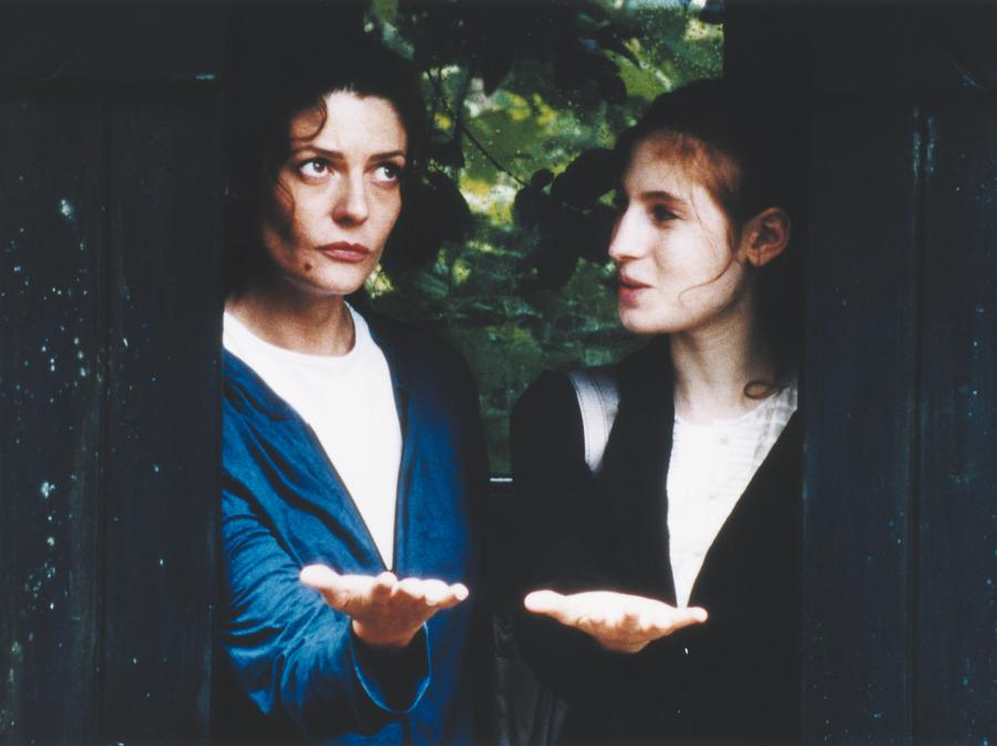 Chiara Mastroianni i Agathe Bonitzer