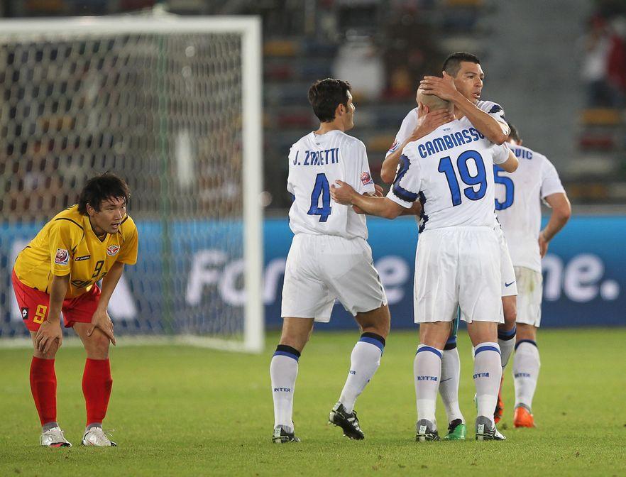 Inter w finale klubowych mistrzostw świata