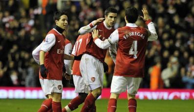 Arsenal z Fabiańskim wygrywa w cuglach
