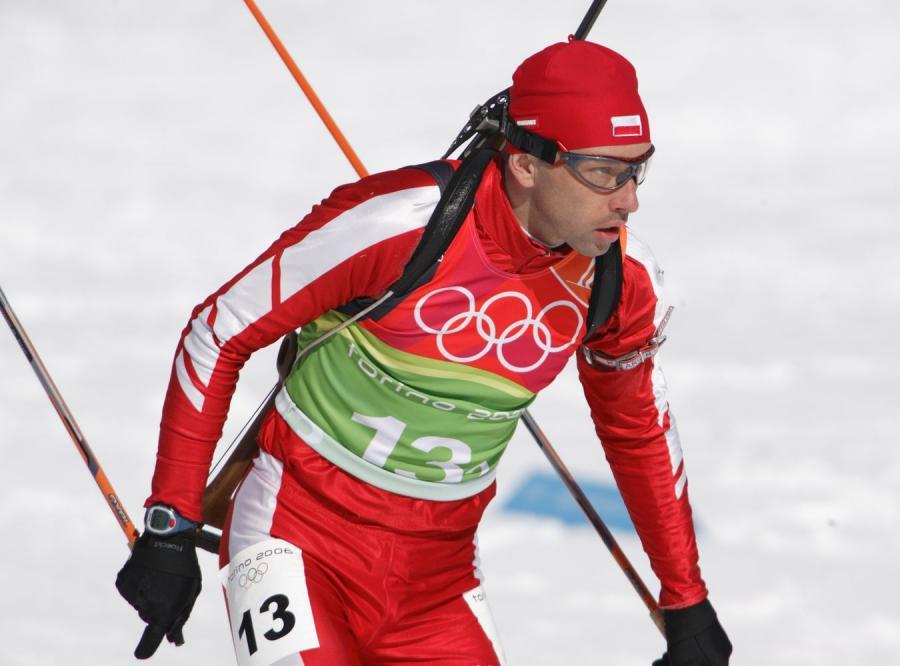 Sikora poprowadzi kadrę biathlonistów
