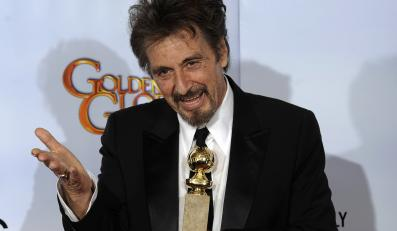 """NAJLEPSZY AKTOR W MINISERIALU LUB FILMIE TELEWIZYJNYM: Al Pacino za rolę w filmie """"You Don't Know Jack"""""""