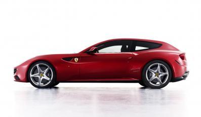 Jest nowe Ferrari FF - z napędem na cztery kółka!