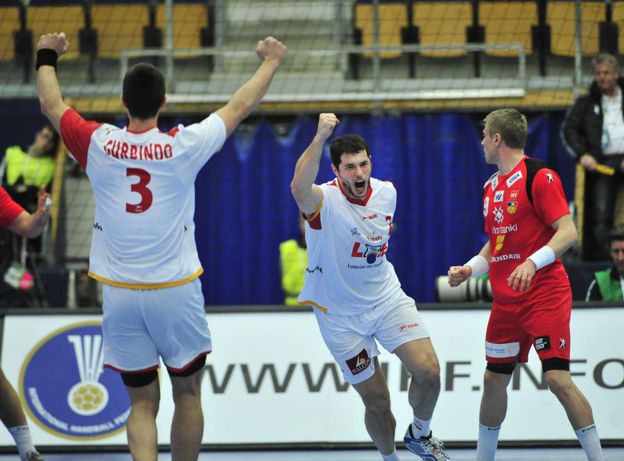 Hiszpanie zagrają w półfinale MŚ