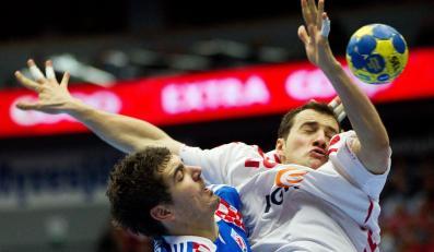 Mariusz Jurkiewicz często przegrywał pojedynki z Chorwatami