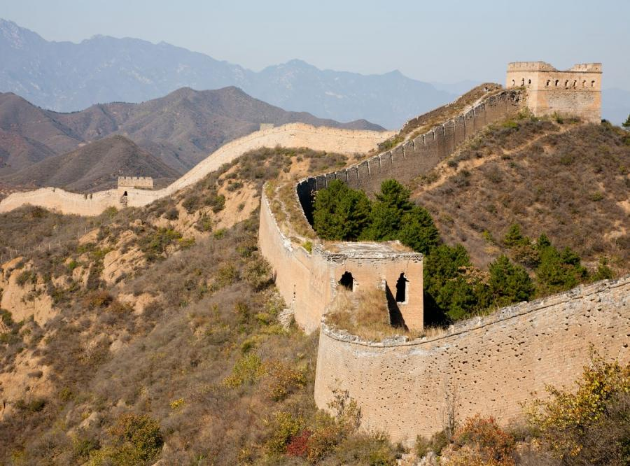 Wielki mur, zdjęcie ilustracyjne