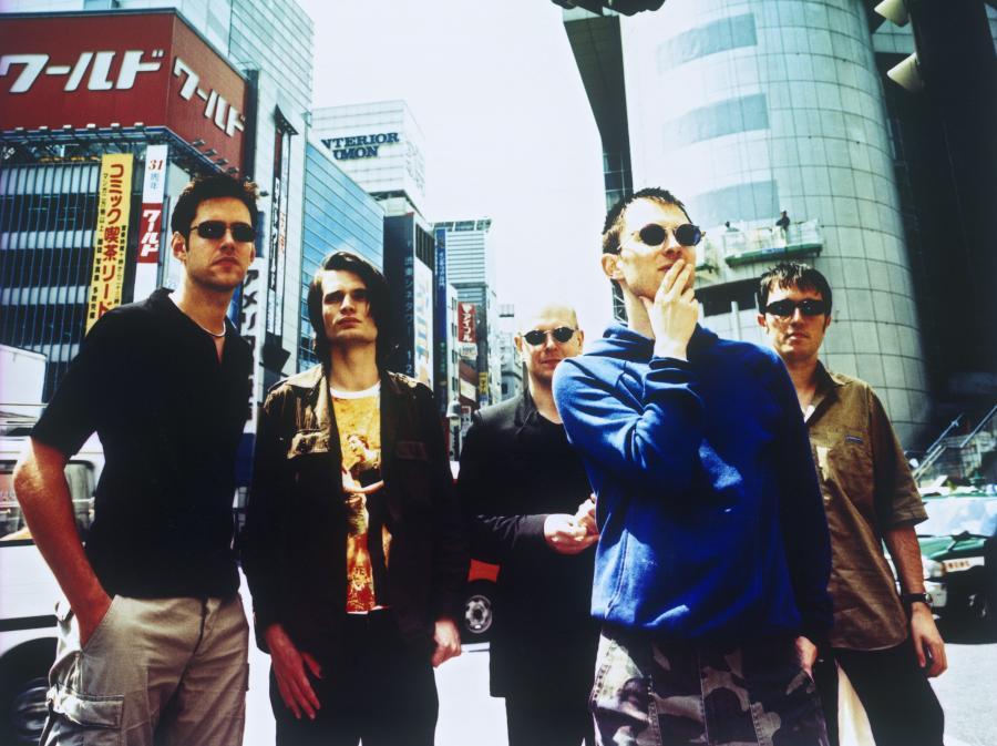 Radiohead świętuje Dzień Sklepu Płytowego