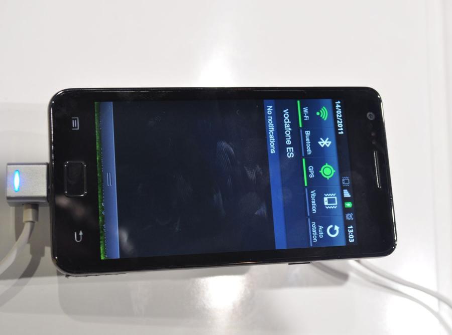 Galaktyczny smartfon Samsunga. Drugie starcie