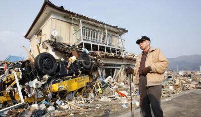 Silne trzęsienie ziemi w Japonii. Ostrzeżenie przed tsunami