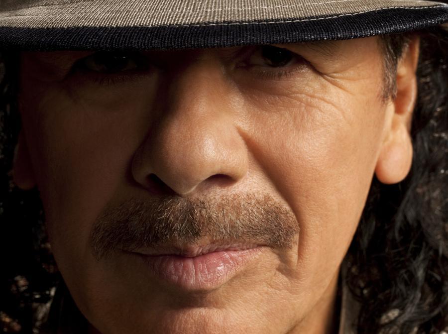 Carlos Santana autobiografię wyda w 2014 roku