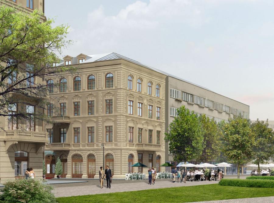 Centrum Warszawy wreszcie wypięknieje