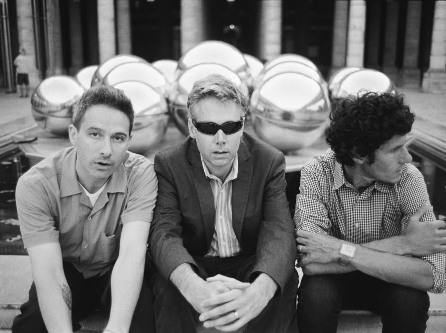 Panowie z Beastie Boys