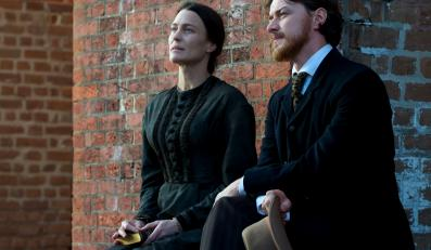"""James McAvoy i Robin Wright w filmie """"The Conspirator"""""""