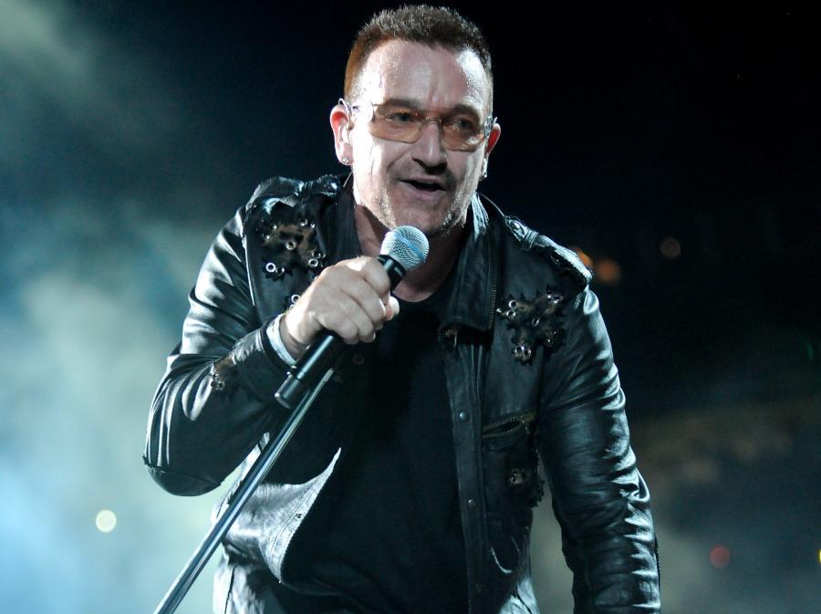 Bono i U2 koncertowymi rekordzistami
