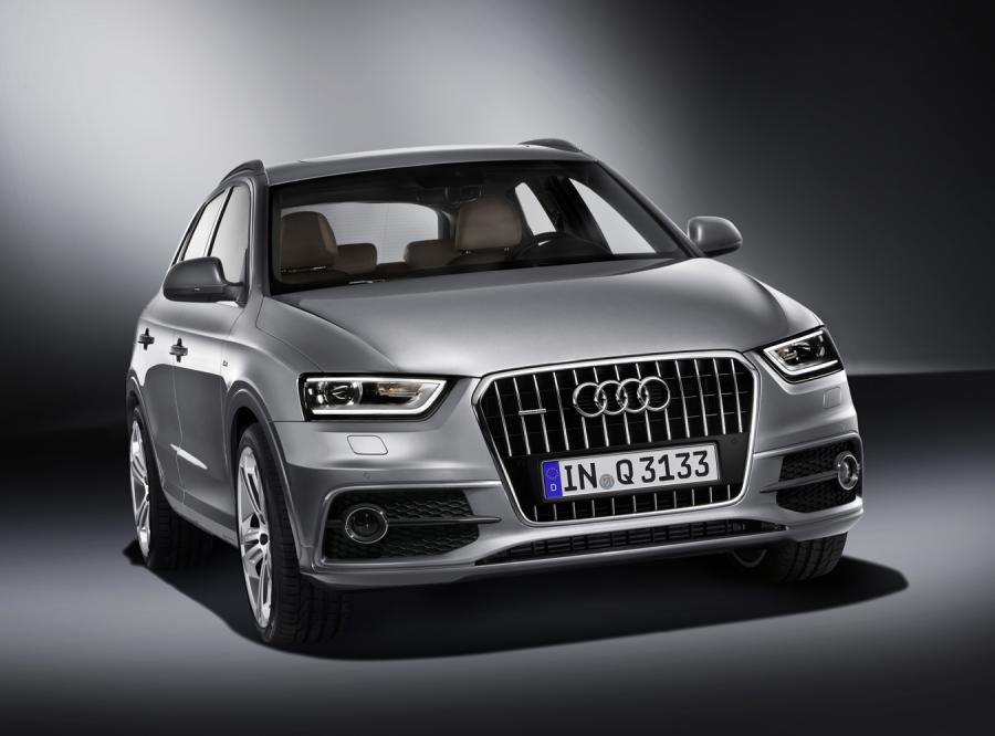 Takie jest nowe Audi Q3. Zobacz pierwszy film