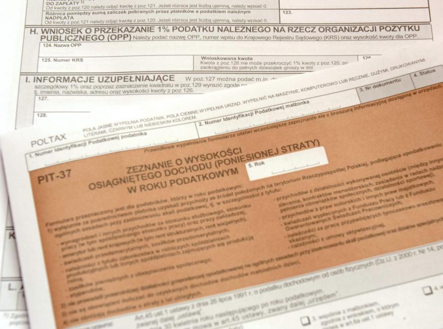 Ponad 929 tysięcy deklaracji zostało przesłanych fiskusowi przez internet