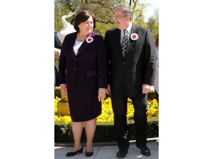 Anna i Bronisław Komorowscy zapraszają na Majówkę z Polską
