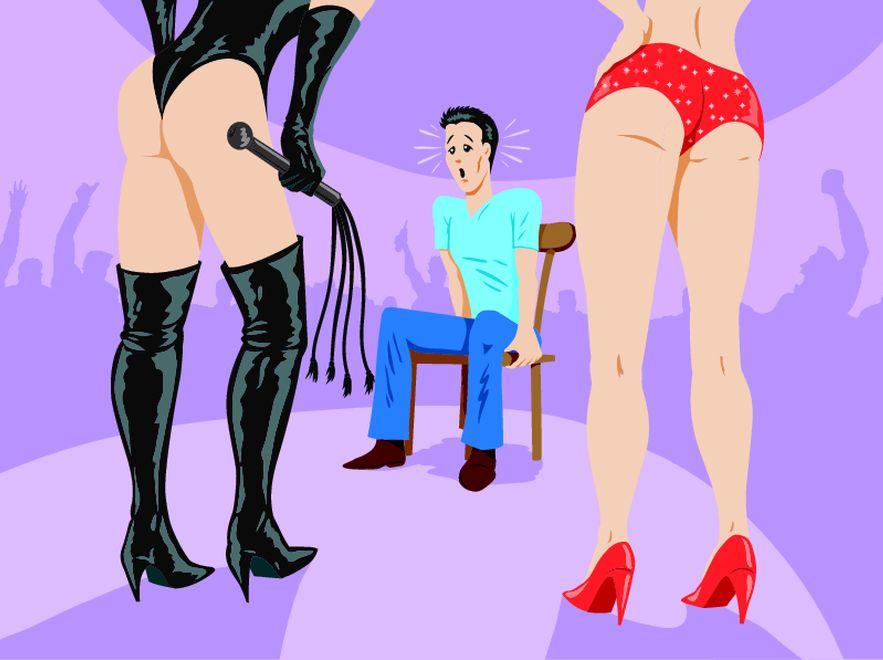 Dominacja kobiet: wzbudza pożądanie czy może wręcz przeciwnie?