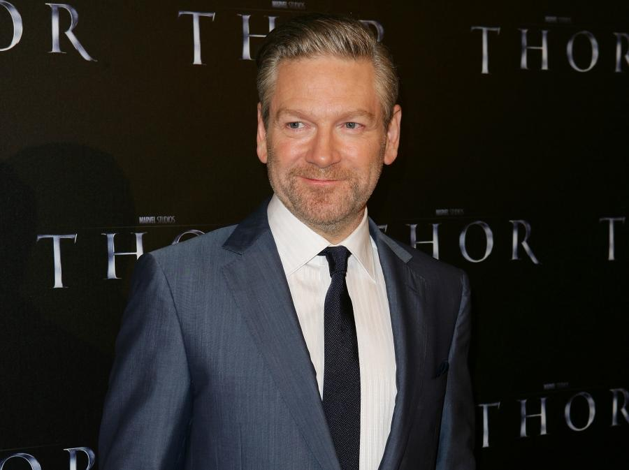 Kenneth Branagh chce znów do komiksu