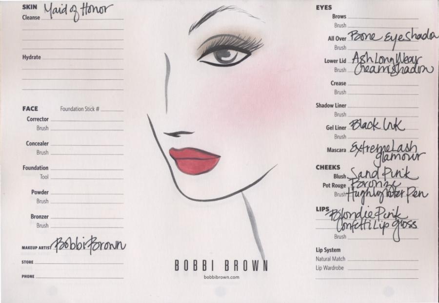 Makijaż ślubny - propozycja Bobby Brown dla świadowej