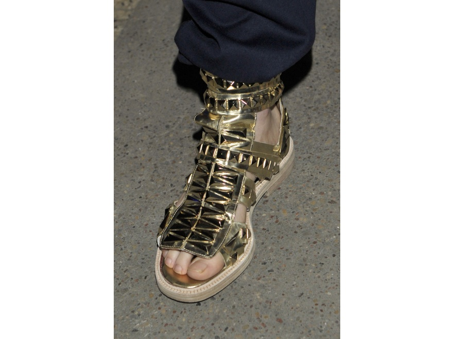 Wypielęgnowana stopa to podstawa! Oryginalne obuwie Wojciecha Grzybały