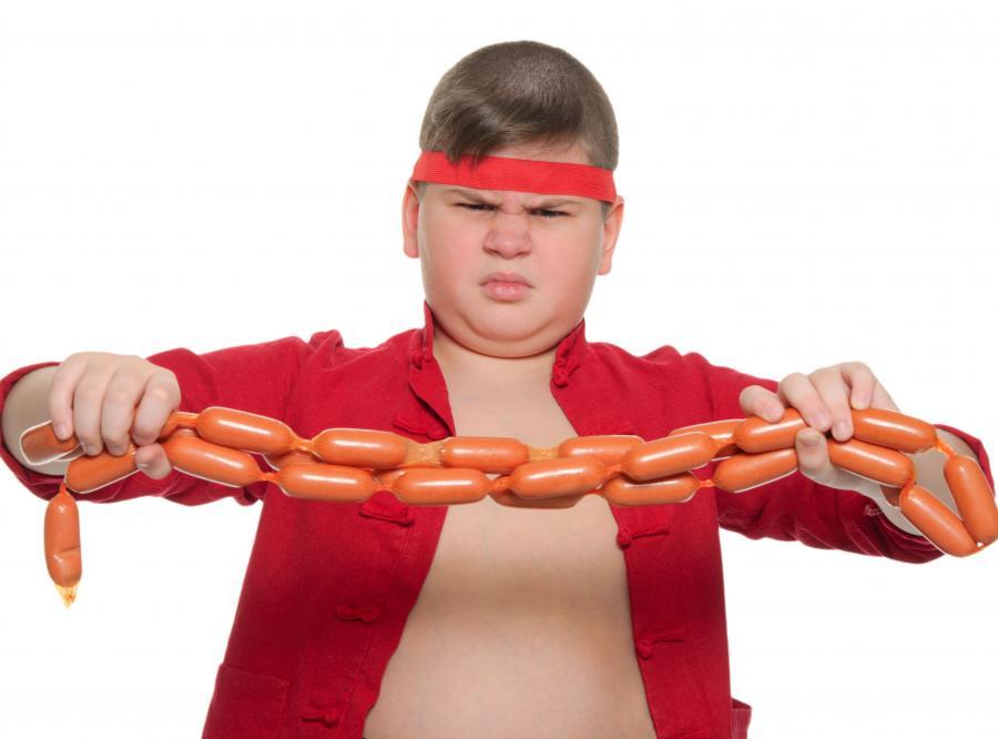Zła dieta to prosta droga do nadwagi dziecka