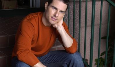 Tom Cruise Tom Cruise tropi przedstawicieli obcej rasy