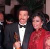 Lionel Richie i Brenda. Złapała go na zdradzie!