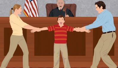 Za utrudnianie kontaktu z dzieckiem grożą kary