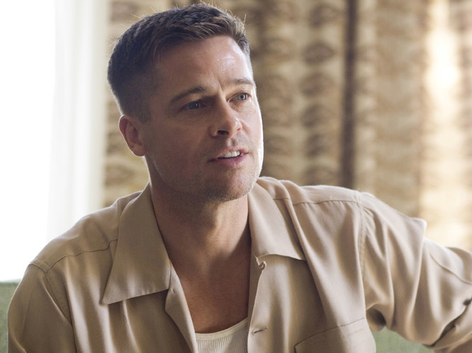Brad Pitt: Pozwalam sobie na większy luz