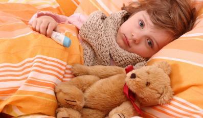 Rotawirusami co roku zakaża się ponad 200 tys. osób, głównie małych dzieci