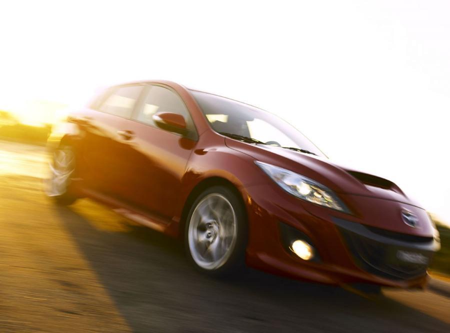 Mazda3 - wyprodukowano 3 miliony sztuk