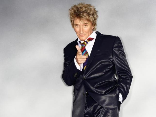 Rod Stewart zaśpiewa w Rybniku