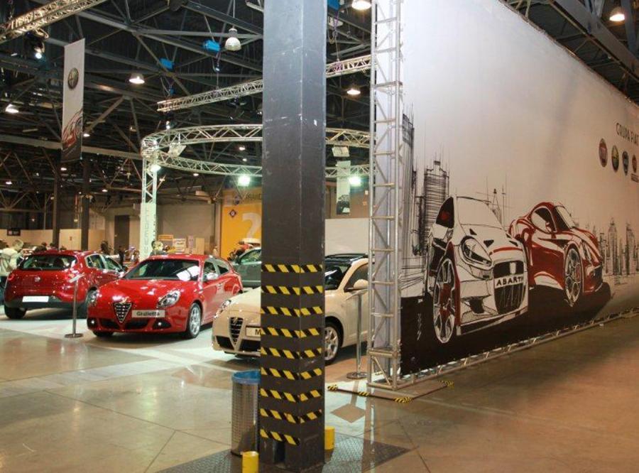 Auto Moto Show w Sosnowcu