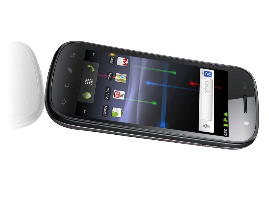 Własna komórka Google\'a, czyli Nexus S