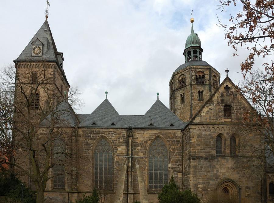 Katedra w Hameln