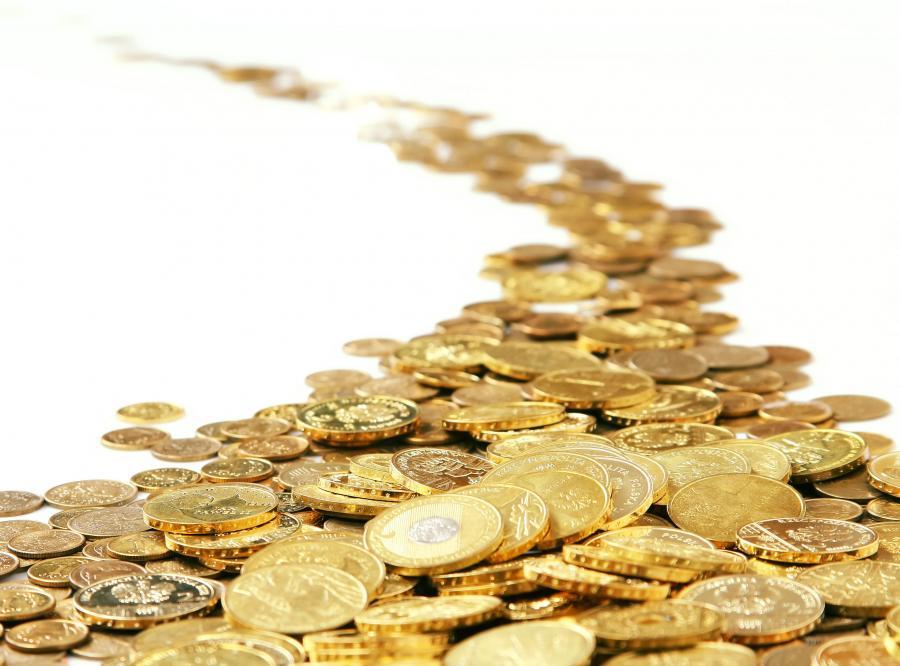 Osiemnaście kilogramów monet otrzymała pewna Bułgarka jako comiesięczną pensję