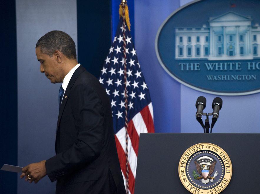 Prezydent Obama grozi wstrzymaniem świadczeń emerytalnych