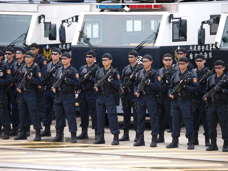 Tajwan: Chińska przewaga militarna rośnie