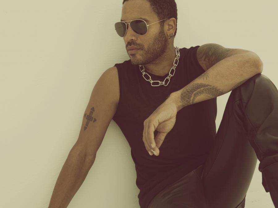 Lenny Kravitz opublikował nowy teledysk